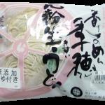 季穂 生うどん (細麺) つゆ付